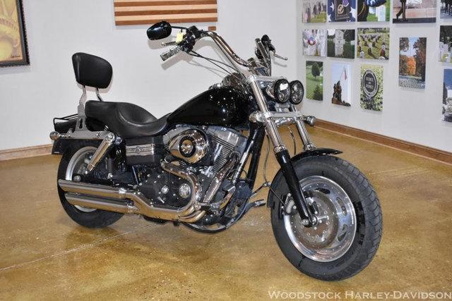 2009 Harley-Davidson DYNA FAT BOB FXDF