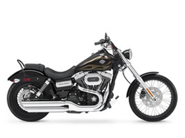 2016 Harley-Davidson DYNA WIDE GLIDE FXDWG