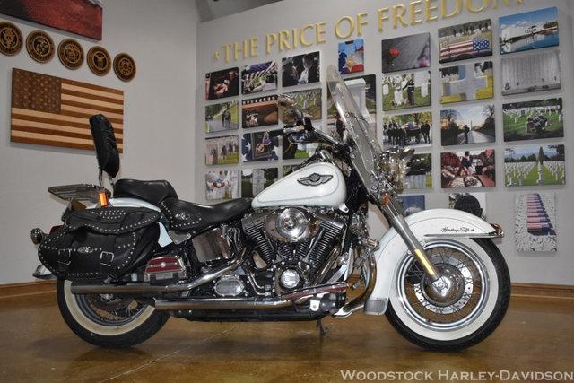 2003 Harley-Davidson HERITAGE SOFTAIL CLASSIC FLSTCI