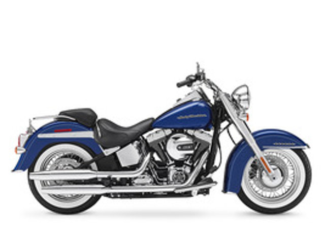 2016 Harley-Davidson SOFTAIL DELUXE FLSTN