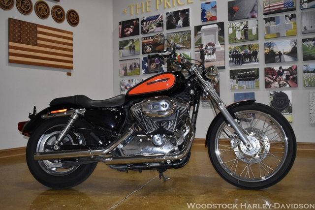 2009 Harley-Davidson SPORTSTER 1200 CUSTOM XL1200C