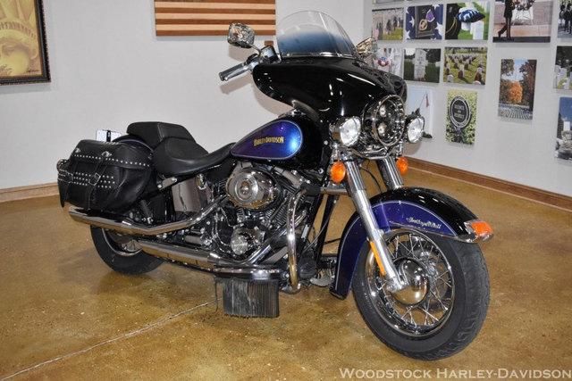 2010 Harley-Davidson HERITAGE SOFTAIL CLASSIC FLSTC