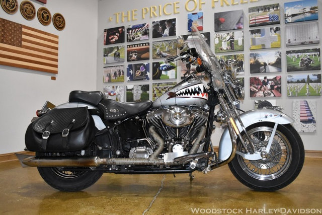 2001 Harley-Davidson HERITAGE SPRINGER SOFTAIL FLSTSI