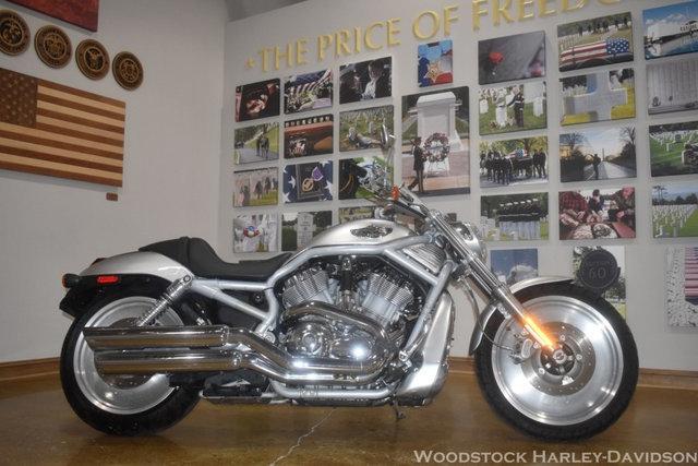 2003 Harley-Davidson V-ROD ANNIVERSARY VRSCA