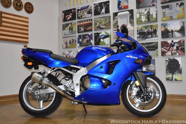 2008 Kawasaki ZZR600 ZX600