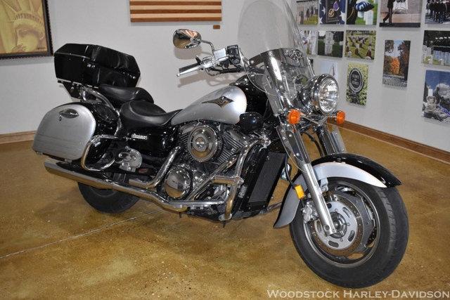 2005 Kawasaki VULCAN 1600 VN1600D1