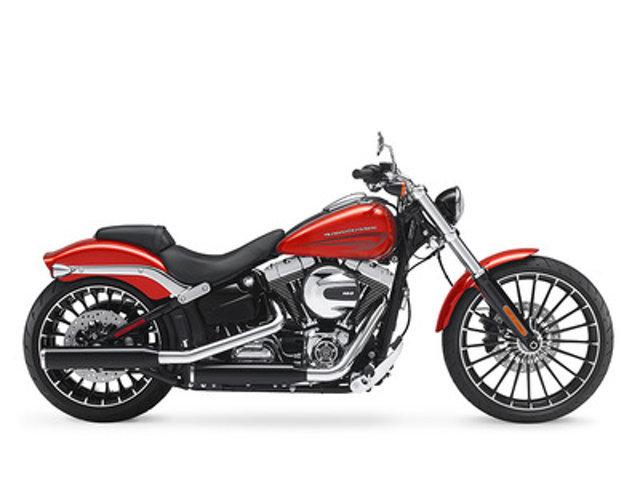 2017 Harley-Davidson SOFTAIL BREAKOUT FXSB