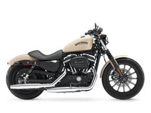 2014 Harley-Davidson SPORTSTER IRON 883 XL883N