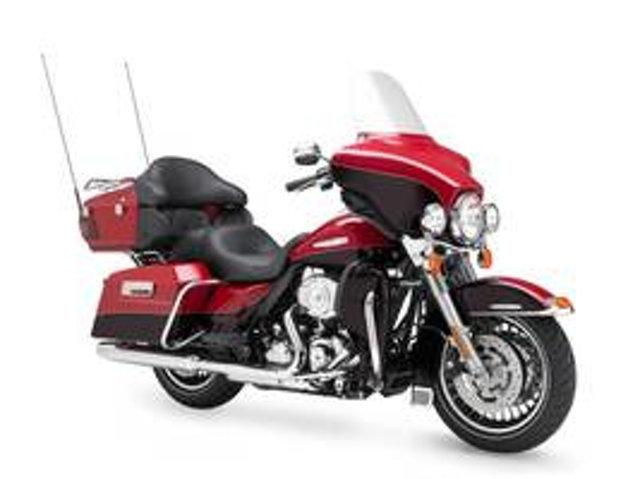 2012 Harley-Davidson ELECTRA GLIDE ULTRA LIMITED FLHTK