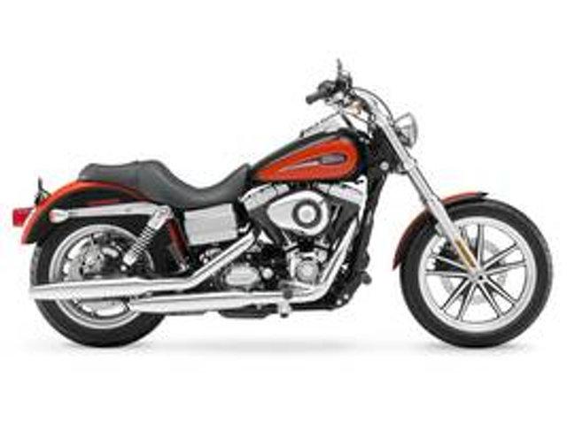2008 Harley-Davidson DYNA LOW RIDER FXDL