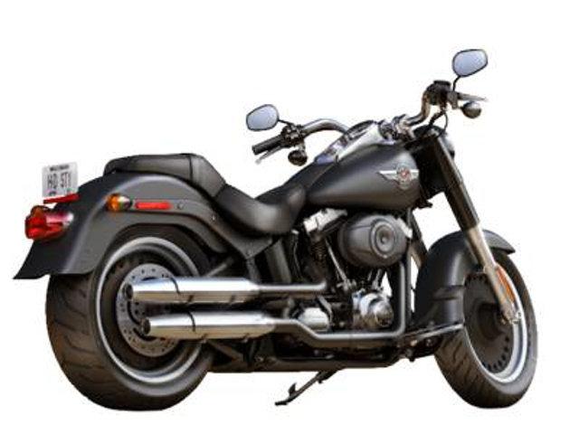 2013 Harley-Davidson SOFTAIL FAT BOY LO FLSTFB