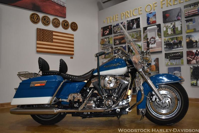 2001 Harley-Davidson ROAD KING FLHR