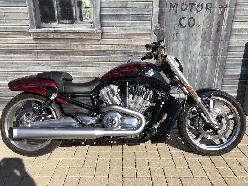 2016 Harley-Davidson V-ROD MUSCLE VRSCF