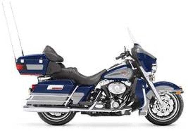 2007 Harley-Davidson ELECTRA GLIDE ULTRA CLASSIC FLHTCUI
