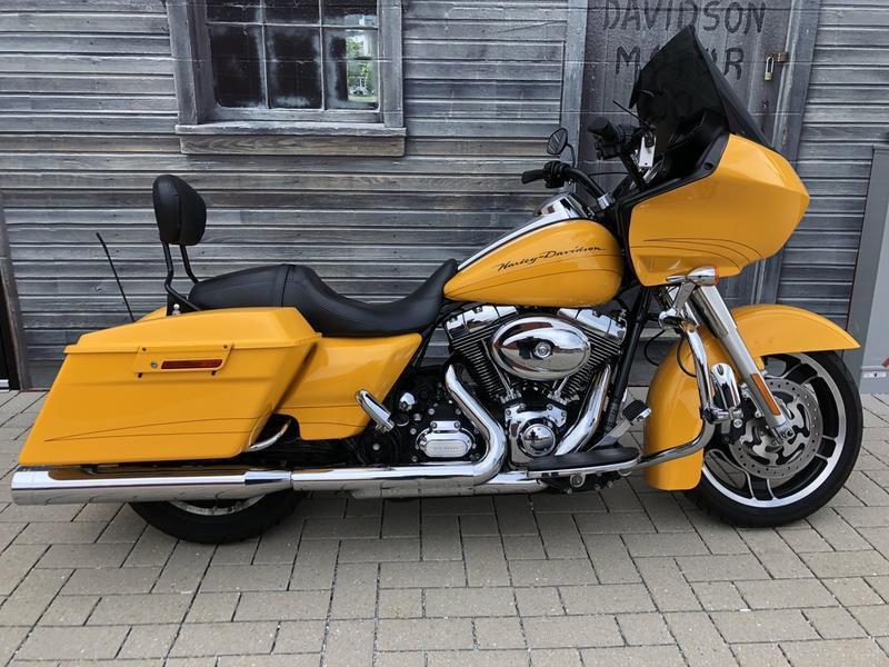 2012 Harley-Davidson ROAD GLIDE CUSTOM FLTRX