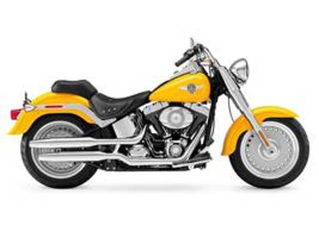 2011 Harley-Davidson SOFTAIL FAT BOY FLSTF