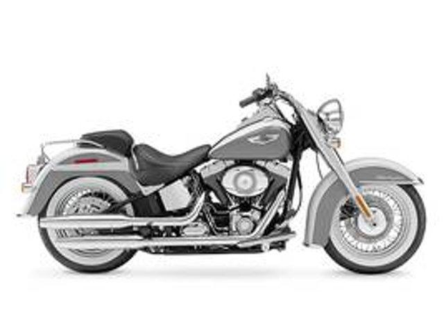 2008 Harley-Davidson SOFTAIL DELUXE FLSTN