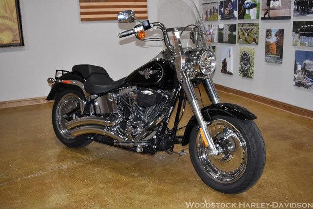2013 Harley-Davidson SOFTAIL FAT BOY FLSTF