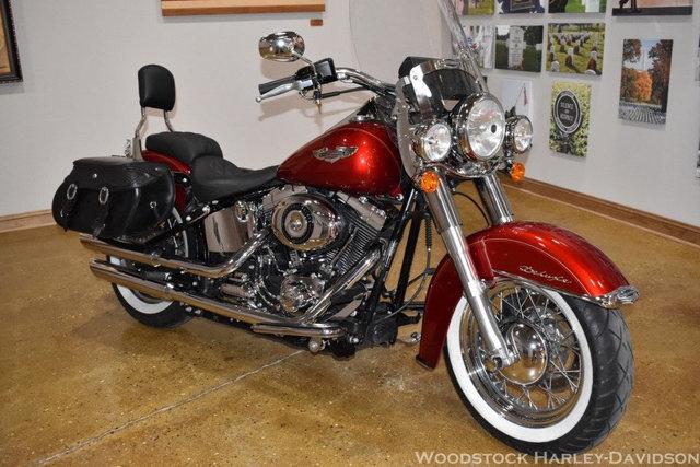 2012 Harley-Davidson SOFTAIL DELUXE FLSTN