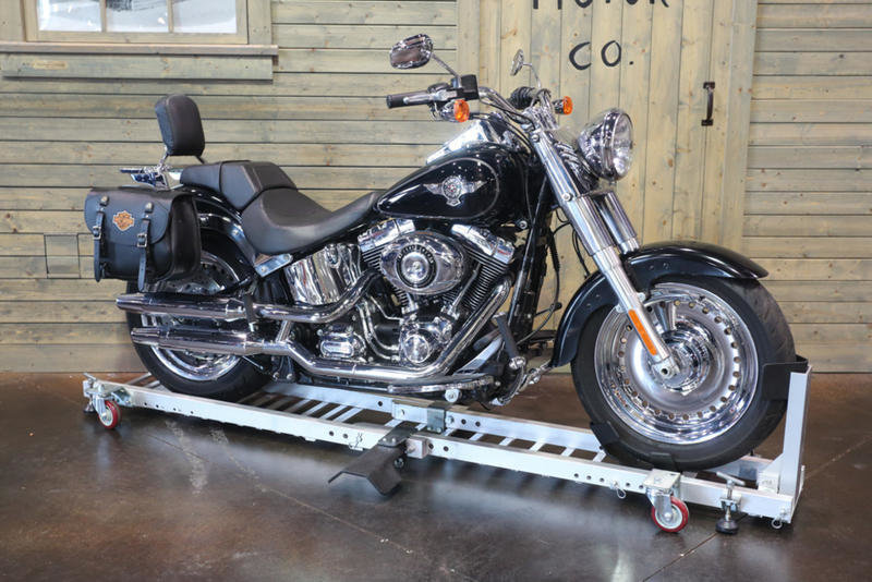 2013 Harley-Davidson SOFTAIL FAT BOY FLSTF
