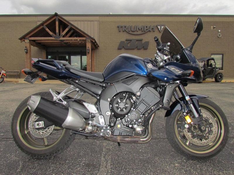 2009 Yamaha FZ1