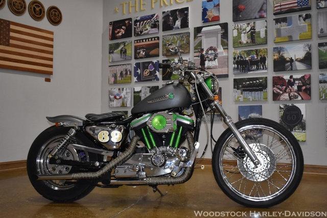 1991 Harley Davidson SPORTSTER 1200 XLH1200