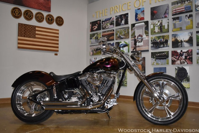 2002 Custom Built SOFTAIL