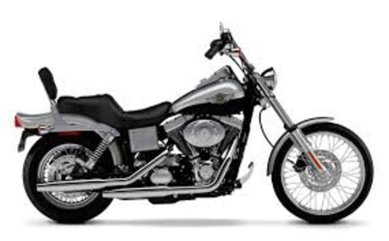 2003 Harley-Davidson DYNA WIDE GLIDE FXDWG