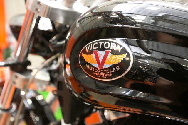 2007 Victory Motorcycles JACKPOT