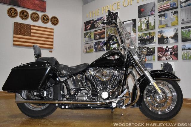 2005 Harley-Davidson SOFTAIL DELUXE FLSTN