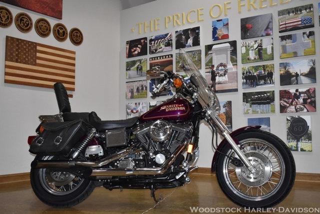 1998 Harley-Davidson DYNA LOW RIDER FXDL