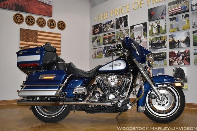 1999 Harley-Davidson ELECTRA GLIDE CLASSIC FLHTCI