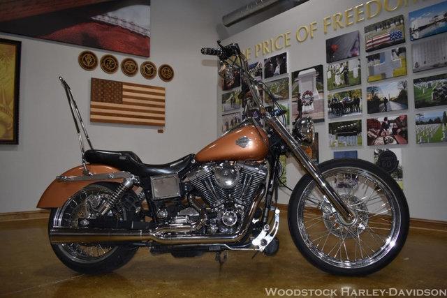 1999 Harley-Davidson DYNA WIDE GLIDE FXDWG
