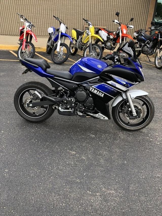 2013 Yamaha FZS6R