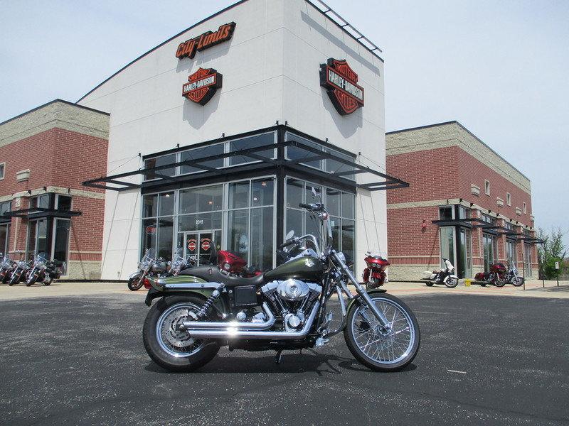 2005 Harley-Davidson DYNA WIDE GLIDE FXDWG