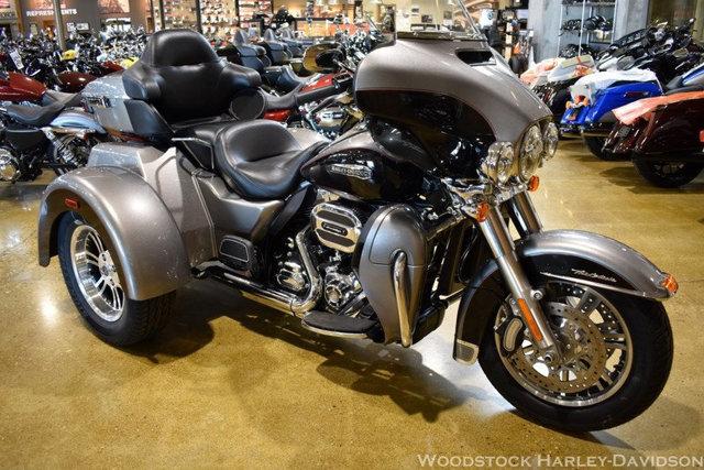 2016 Harley-Davidson TRI GLIDE ULTRA CLASSIC TRIKE