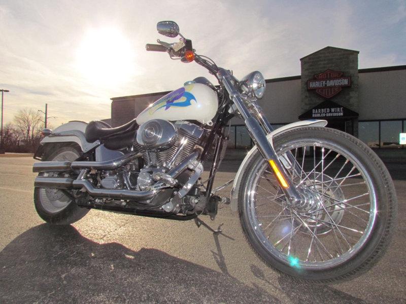 2005 Harley-Davidson SOFTAIL DEUCE FXSTDI