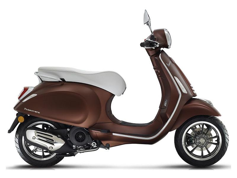 2019 Vespa Primavera 50th Anniversary 150 cc