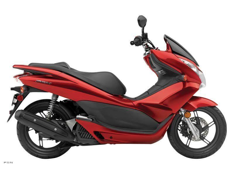 2011 Honda PCX™