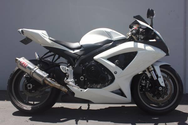 2009 Suzuki GSXR 600