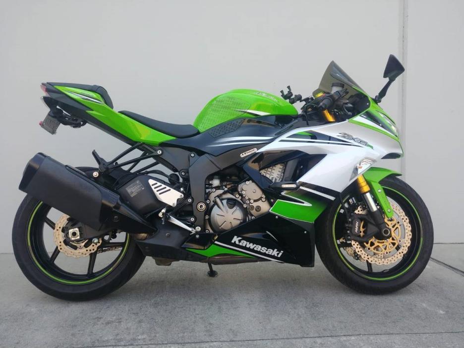 2015 Kawasaki NINJA 636