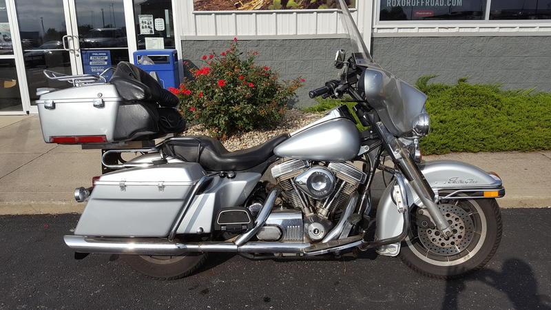 1989 Harley-Davidson FLHTP