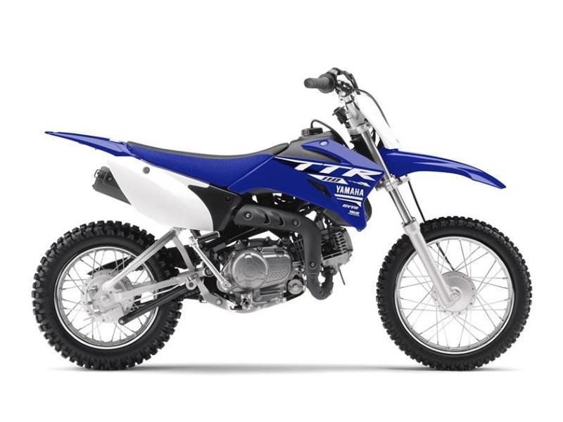 2018 Yamaha TT-R110E