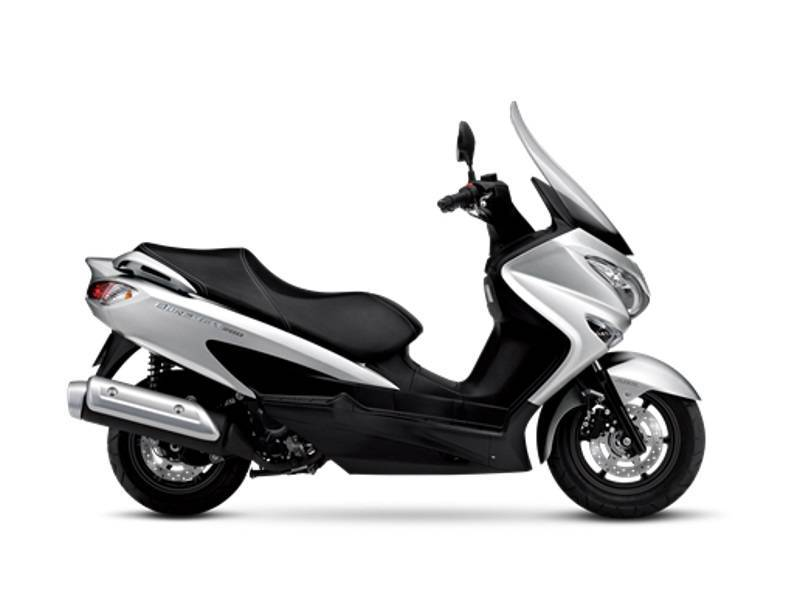 2018 Suzuki Burgman 200
