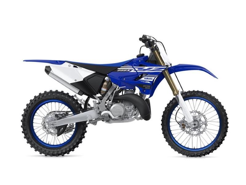 2019 Yamaha YZ250X