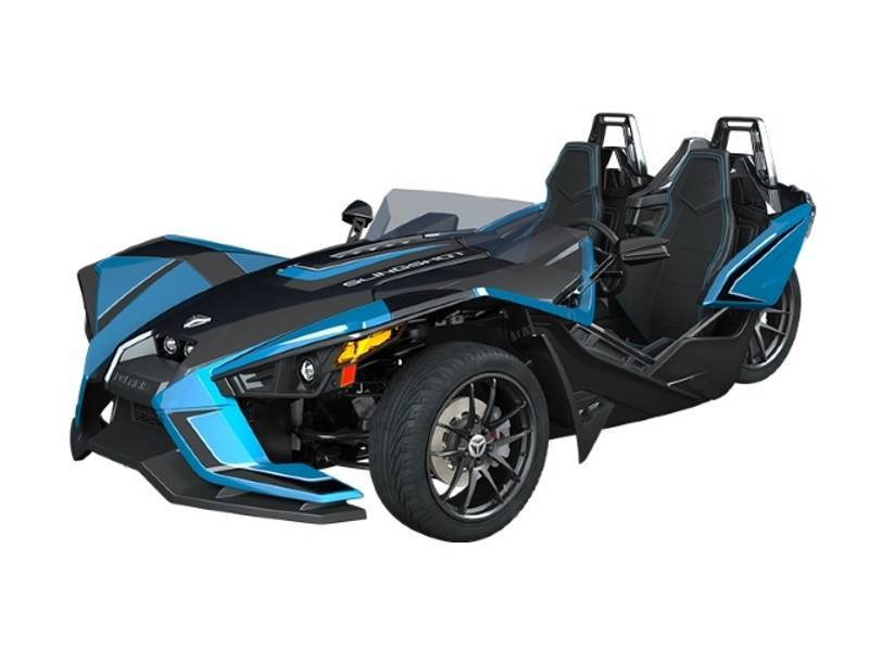 2018 Polaris Slingshot Slingshot SLR Electric Blue