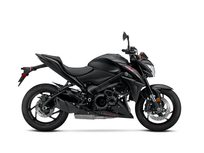 2018 Suzuki GSX-S1000Z