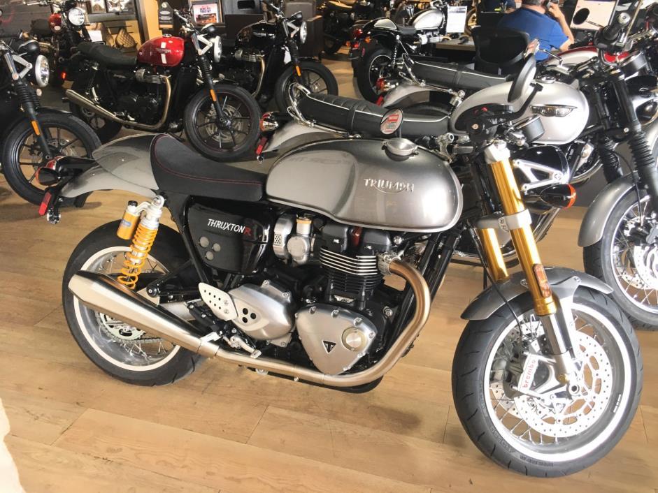 2018 Triumph Thruxton 1200 R