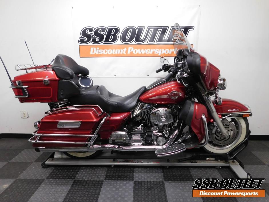 2004 Harley-Davidson FLHTCUI Ultra Classic Electra Glide