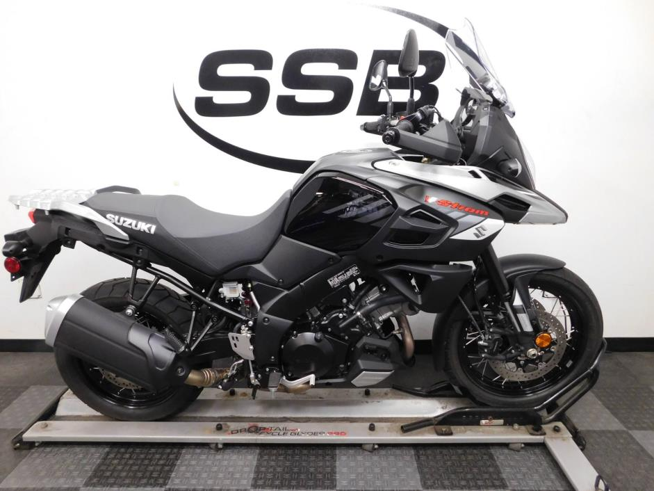 2018 Suzuki V-Strom 1000XT